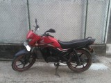 Honda ACE CB 125 2014 Motorcycle