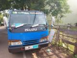 Isuzu Tipper 2000 Lorry