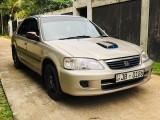 Honda City 2001 Car