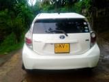 Toyota Aqua - S grade 2012 Car