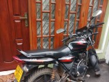 Bajaj Discover 135 2009 Motorcycle