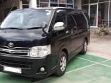 Toyota KDH 201 2011 Van