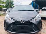 Toyota Vitz Safety 2017 Car