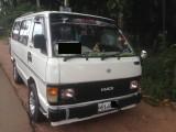 Toyota lh 00 1987 Van