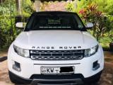 Range Rover EVOQUE 2013 Jeep