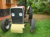 massey fergusion 240  Tractor