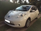 Nissan LEAF AZE0 X GRADE PEARL WHITE 2013 Car