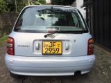 Nissan March 2001 Car