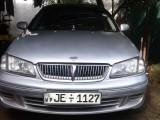 Nissan N 16 Super Saloon 2001 Car