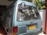 Nissan Vanet highroof 1993 Van