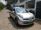 Nissan MARCH AK 12 2010 Car