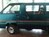 Toyota Townace CR27 1991 Van