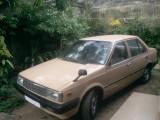 Nissan Sunny B11 1984 Car