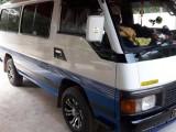 Nissan Nissan caravan 1992 Van