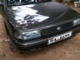 Nissan Fb13 dotrer sunny 1994 Car