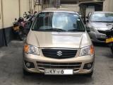 Suzuki Alto K10 2014 Car