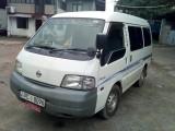 Nissan Vanette Lion Face 2007 Van