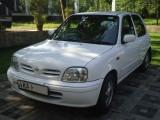 Nissan March K11 2001 Car