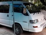 Mitsubishi PO15 L300 2013 Van