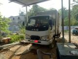 JAC Dual purpose 2016 Lorry