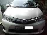 Toyota Axio Hybrid G grade - Full Option 2014 Car