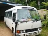 Toyota Coaster 2012 Bus