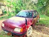 Daewoo Racer 4 Door 1992 Car