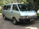Toyota Townace CR27 Lotto 1993 Van