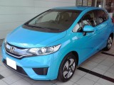 Honda Fit gp 1 2014 Car