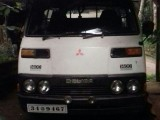 Mitsubishi Delica 1978 Van