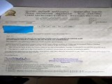 Motor Vehicle Import permit for sale...