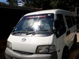 Mazda Bongo 2010 Van