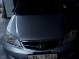 Honda CIVIC ES5 2004 Car