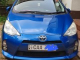 Toyota Aqua S Grade Limited Edition 2013 Car