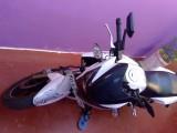 TVS Apache 2013 Motorcycle
