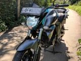 Yamaha FZ-S Version 2.0 2017 Motorcycle
