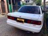 Nissan Sunny Super Saloon 1990 Car