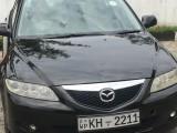 Mazda Mazda 6 2002 Car