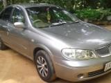 Nissan Sylphy FG10 2004 Car
