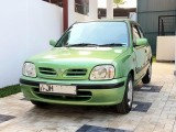 Nissan March K11 2004 Car