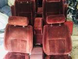 Dolphin van full seat set