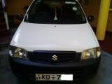 Suzuki Alto LSI 2011 Car