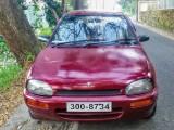 Mazda Revue Autozam 1995 Car