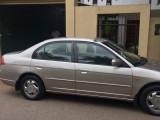 Honda civic es8 2002 Car