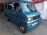 Mitsubishi mini cab 2002 Van