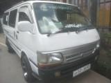 Toyota DOLPHIN 1989 Van