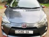 Toyota Aqua G Limited 2013 Car