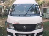 Nissan Caravan E25 2009 Van