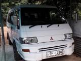 Mitsubishi L300 PO15 2007 Van