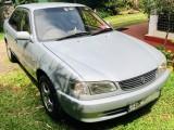 Toyota Corolla 110 1999 Car